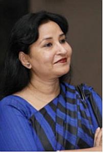 Ms. Parveen Mahmud Managing Director Grameen Telecom Trust